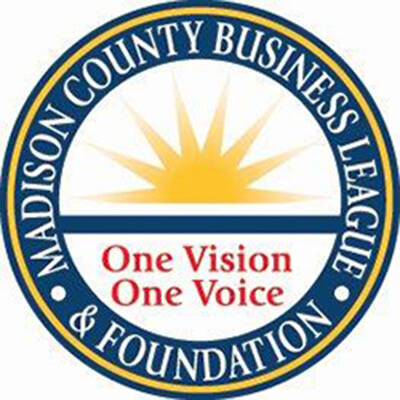 Madison County Business League & Foundation Logo