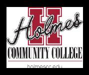 Holmes Community College logo
