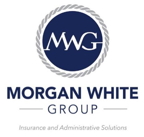 Morgan White Group logo.