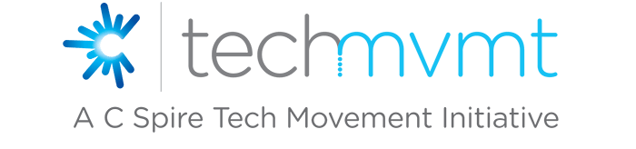 C-Spire Tech Movement Logo