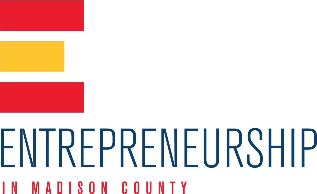 Entrepreneurship of Madison County logo