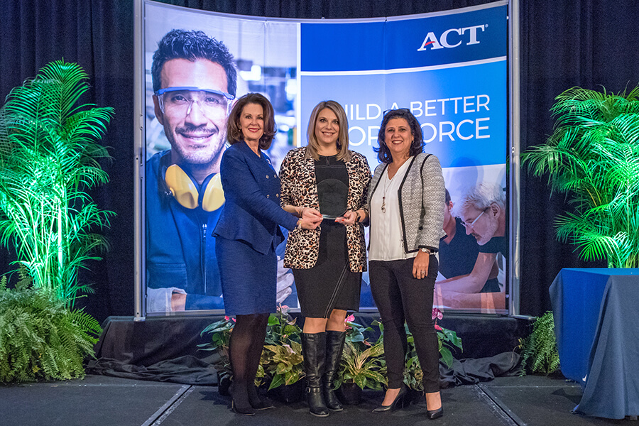 Madison County Recognized for Workforce Development Achievements at ACT Workforce Summit