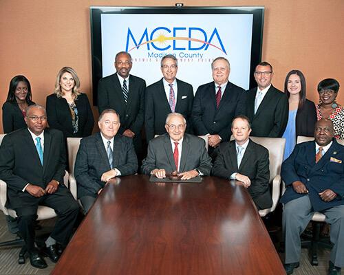 MCEDA Staff