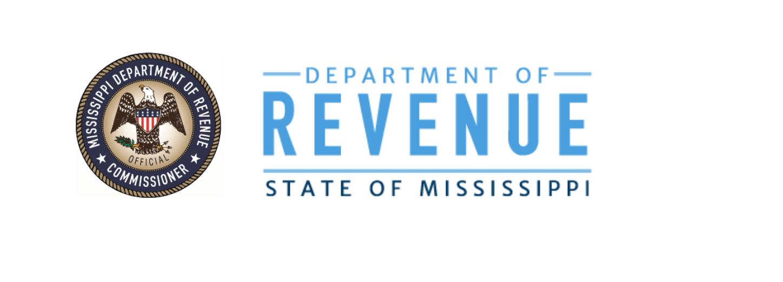 Mississippi Department of Revenue Services Logo