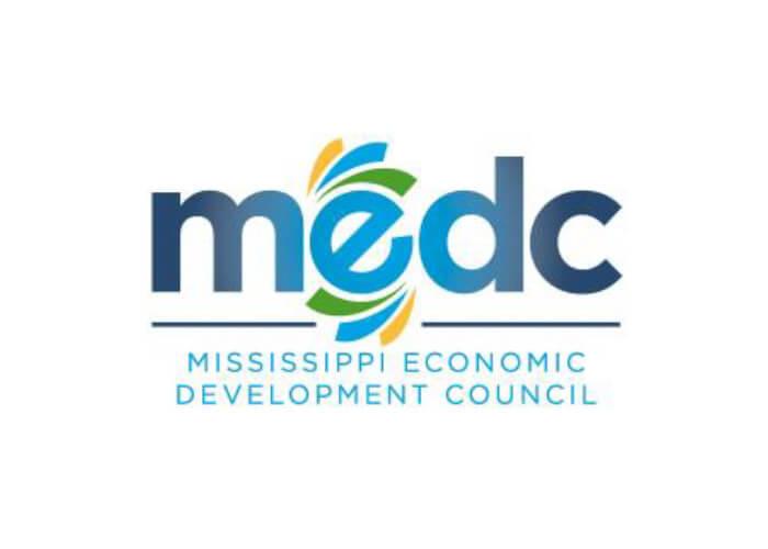 Mississippi Economic Development Council Logo
