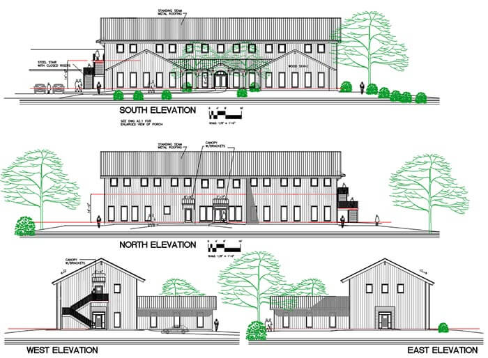 Malouf Construction Breaks Ground on Madison County Headquarters
